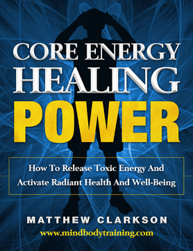 Cover - Core Energy Healing Power